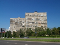 Togliatti, 40 Let Pobedi st, house 68. Apartment house