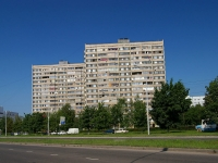 Togliatti, 40 Let Pobedi st, house 88. Apartment house