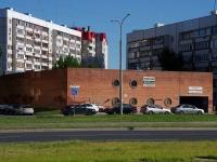 """neighbour house: st. 40 Let Pobedi, house 4. garage (parking) ГСК №93 """"Восточный"""""""