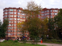 neighbour house: st. 40 Let Pobedi, house 13Б. Apartment house