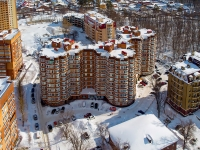 Togliatti, 40 Let Pobedi st, house 13Б. Apartment house