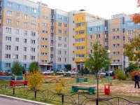 Togliatti, 40 Let Pobedi st, house 6. Apartment house