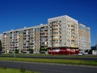 Тольятти, улица 40 лет Победы, дом 18. многоквартирный дом