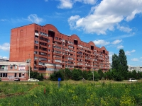 Togliatti, 40 Let Pobedi st, house 34. Apartment house