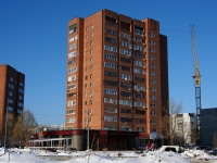 Togliatti, 40 Let Pobedi st, house 40. Apartment house