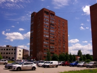Togliatti, 40 Let Pobedi st, house 52. Apartment house with a store on the ground-floor
