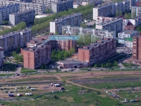 Togliatti, 40 Let Pobedi st, house 54. Apartment house