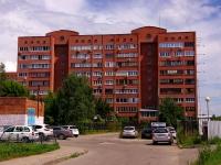 Togliatti, 40 Let Pobedi st, house 56. Apartment house
