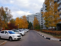 Togliatti, 40 Let Pobedi st, house 84. Apartment house