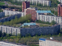 Togliatti, 40 Let Pobedi st, house 104. Apartment house
