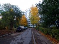 Togliatti, 40 Let Pobedi st, house 122. Apartment house