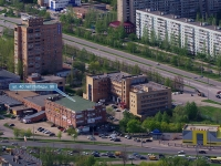 "Togliatti, office building ""Фрегат"", 40 Let Pobedi st, house 96"