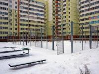Тольятти, улица 40 лет Победы. спортивная площадка