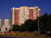 Togliatti, 40 Let Pobedi st, house 49А. Apartment house