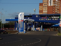 Тольятти, улица 40 лет Победы, дом 5А с.1. автозаправочная станция