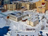 Тольятти, улица 40 лет Победы, дом 10. школа Средняя общеобразовательная школа №93