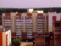 Тольятти, улица 40 лет Победы, дом 15Д. многоквартирный дом