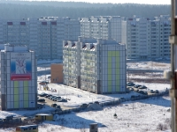 Togliatti, 40 Let Pobedi st, house 47Б. Apartment house