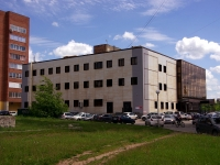 "Togliatti, office building ""Чайка"", 40 Let Pobedi st, house 50Б"