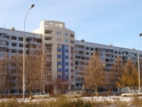 Togliatti, 40 Let Pobedi st, house 82А. Apartment house
