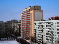 Togliatti, 40 Let Pobedi st, house 104А. Apartment house