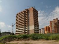 Тольятти, улица 40 лет Победы, дом 1. строящееся здание