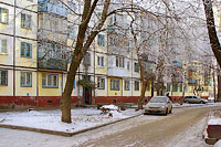 Togliatti, 50 let Oktyabrya blvd, house 11. Apartment house