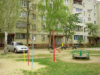 Togliatti, 50 let Oktyabrya blvd, house 44. Apartment house
