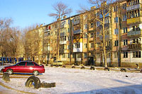Togliatti, 50 let Oktyabrya blvd, house 69. Apartment house