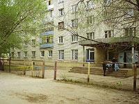 neighbour house: blvd. 50 let Oktyabrya, house 73. Apartment house