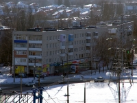 Togliatti, 50 let Oktyabrya blvd, house 1. Apartment house