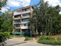 Togliatti, 50 let Oktyabrya blvd, house 4. Apartment house