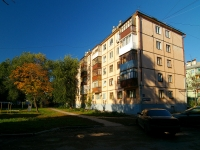 Togliatti, 50 let Oktyabrya blvd, house 7. Apartment house