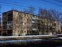 Тольятти, 50 лет Октября бульвар, дом 8. многоквартирный дом