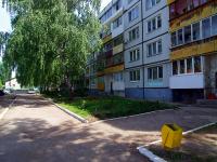 Тольятти, 50 лет Октября бульвар, дом 10А. многоквартирный дом