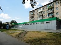 Тольятти, 50 лет Октября бульвар, дом 10. многоквартирный дом
