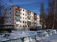 Тольятти, 50 лет Октября бульвар, дом 11. многоквартирный дом