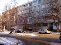 Тольятти, 50 лет Октября бульвар, дом 25. многоквартирный дом