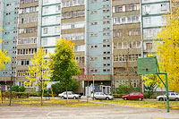 Togliatti, 70 let Oktyabrya st, house 21. Apartment house