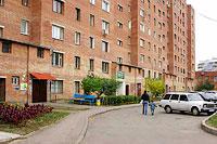 Тольятти, улица 70 лет Октября, дом 60. многоквартирный дом