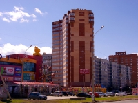 Togliatti, 70 let Oktyabrya st, house 33А. Apartment house