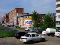 """Тольятти, многофункциональное здание """"Ладья"""", улица 70 лет Октября, дом 38"""