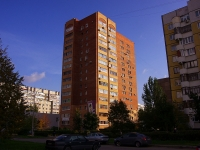 neighbour house: st. 70 let Oktyabrya, house 15. Apartment house with a store on the ground-floor