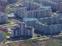 Togliatti, 70 let Oktyabrya st, house 18. Apartment house