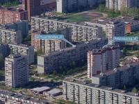 Тольятти, улица 70 лет Октября, дом 22. многоквартирный дом