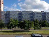 Тольятти, улица 70 лет Октября, дом 33. многоквартирный дом