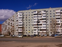 neighbour house: st. 70 let Oktyabrya, house 36. Apartment house