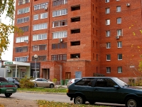 Togliatti, 70 let Oktyabrya st, house 37. Apartment house
