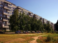 neighbour house: st. 70 let Oktyabrya, house 45. Apartment house