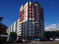 Togliatti, 70 let Oktyabrya st, house 58А. Apartment house